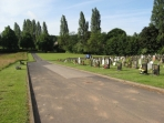 Major Birmingham Cemetery Site Extension
