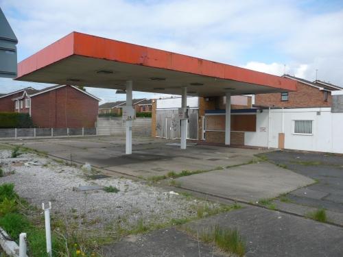 Former Petrol Filling Station, West Midlands